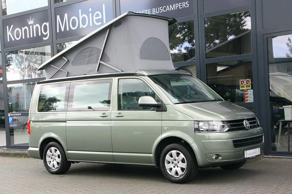 Volkswagen T5 GP California Comfortline, 140pk 2.0TDI – 2012 – NIEUW BINNEN