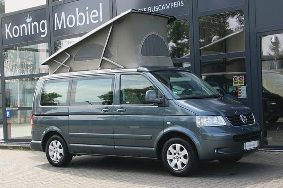 Volkswagen T5 California Comfortline, 131pk 2.5TDI – 2007 (m.08)