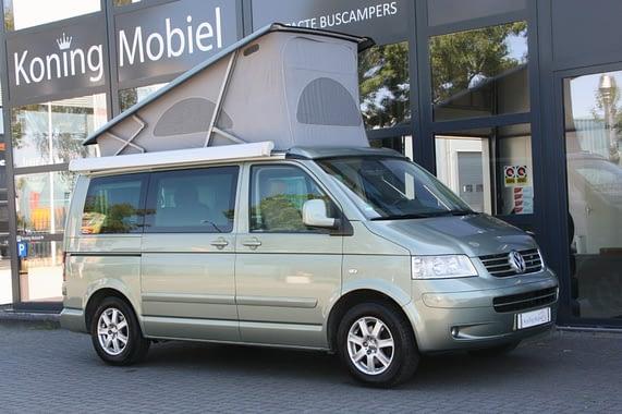 Volkswagen T5 California Comfortline, 131pk 2.5TDI – Or. NL – 2008 – NIEUW BINNEN