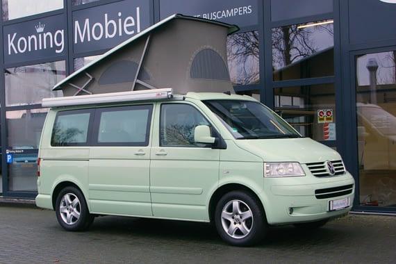 Volkswagen T5 California Comfortline, 174pk 2.5TDI – 2004 – Automaat