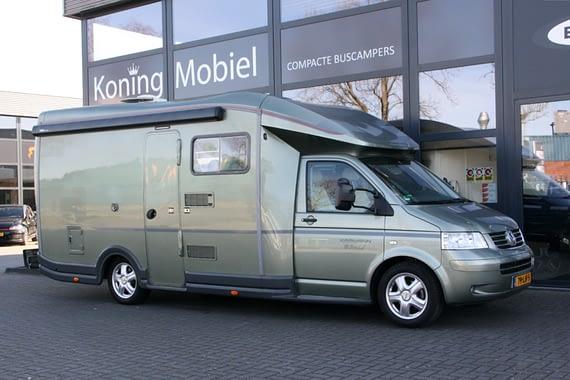 Karmann Colorado obv Volkswagen T5, 88dKM. – 2007 – NIEUW BINNEN
