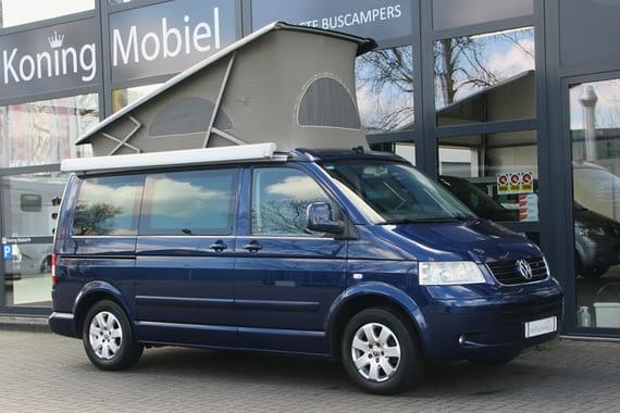 Volkswagen T5 California Comfortline, 131pk 2.5TDI – 2006 – NIEUW BINNEN