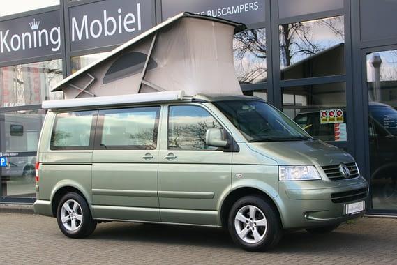Volkswagen T5 California Comfortline, 131pk 2.5TDI – 2005