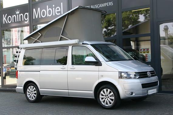 Volkswagen T5 GP California Comfortline, 180pk 2.0BiTDI – 2010 – NIEUW BINNEN