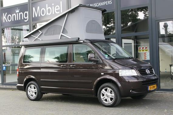 Volkswagen T5 California Comfortline, 131pk 2.5TDI – 2007 (M. '08) – NIEUW BINNEN