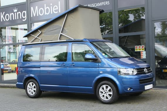 Volkswagen T5 GP California, 140pk 2.0TDI – 2011 – NIEUW BINNEN