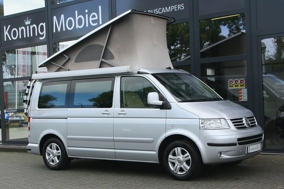 Volkswagen T5 California Comfortline, 131pk 2.5TDI – 2006 – BINNENKORT