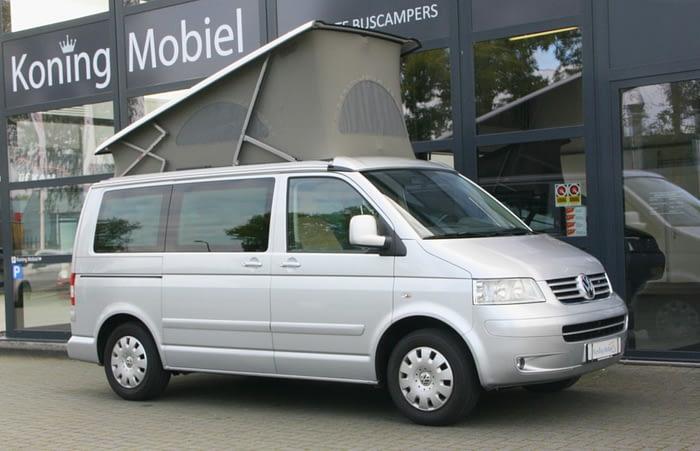 Volkswagen T5 California Comfortline, 131pk 2.5TDI – 2008 – Automaat – NIEUW BINNEN