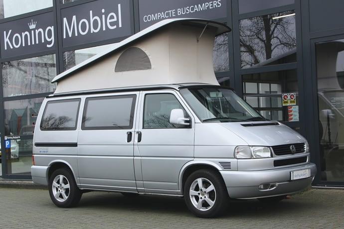 Volkswagen T4 Westfalia California Event, 102pk 2.5TDI – 2002 – NIEUW BINNEN