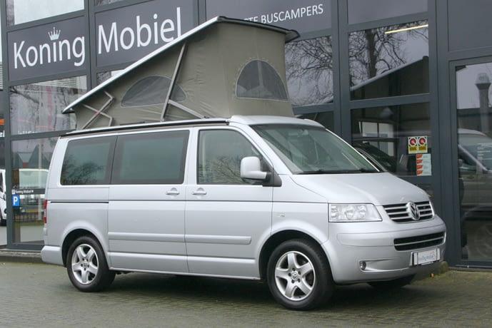 Volkswagen T5 California Comfortline, 131pk 2.5TDI – 2005 – NIEUW BINNEN