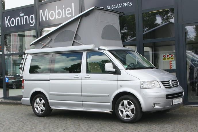 Volkswagen T5 California Comfortline, 131pk 2.5TDI – 2006 (M. '07) – NIEUW BINNEN