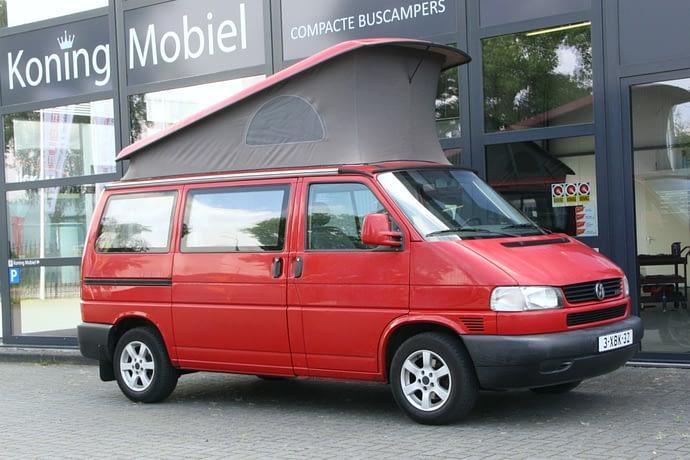 Volkswagen T4 Westfalia California Advantage, 102pk 2.5TDI – 2000