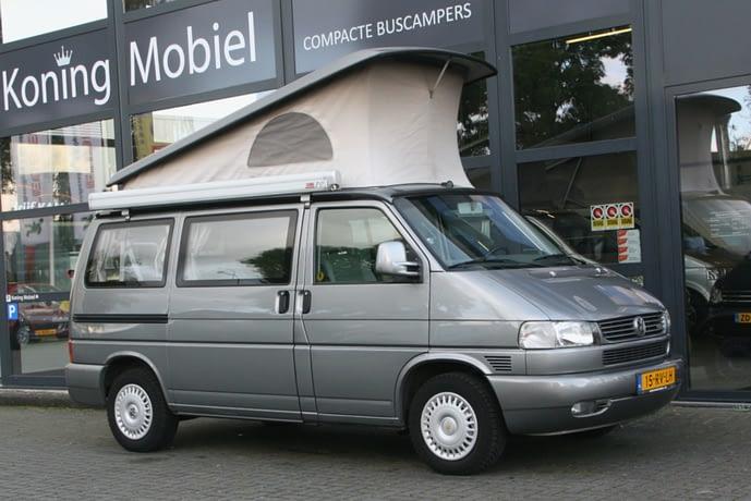 Volkswagen T4 Westfalia California Freestyle, 102pk 2.5TDI – 2003